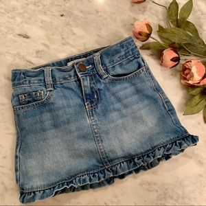 OshKosh Girls Denim Skirt